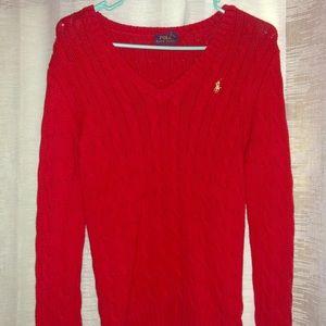 Polo RL v neck shirt